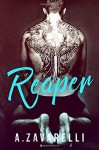 Reaper (Boston Underworld) (Volume 2) - A. Zavarelli