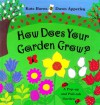 How Does Your Garden Grow?: A Pop-Up and Pull-Tab Garden - Kate Burns