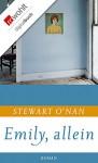 Emily, allein - Stewart O'Nan, Thomas Gunkel