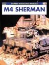 M4 Sherman - Jerry Scutts, Rodrigo Hernandez Cabos, John Prigent