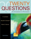 Twenty Questions: An Introduction to Philosophy 6th edition - G. Lee Bowie