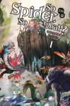 So I'm a Spider, So What?, Vol. 1 (light novel) (So I'm a Spider, So What? (light novel)) - Okina Baba