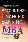 Snap Into a Slim Accounting-Finance & Banking MBA - Michael Schemmann