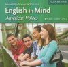 English in Mind 2 Class Audio CDs American Voices Edition (English in Mind) - Herbert Puchta, Jeffrey Stranks