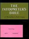 The Interpreter's Bible - Acts, Romans Volume 9 - George Arthur Buttrick