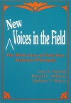 New Voices in the Field: The Work Lives of First-Year Assistant Principals - Gary N. Hartzell, Richard C. Williams, Kathleen T. Nelson