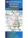 Easyfinder-Northeastern Michigan Regional (USA EasyFinder Laminated Folded Maps) - Rand McNally