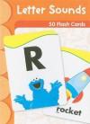 Sesame Street Letter Sounds Flash Cards - Learning Horizons