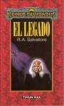 El legado (El Legado del Drow, #1) - R.A. Salvatore