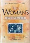 The Woman's Study Bible - Thomas Nelson Publishers