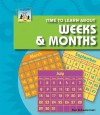 Time to Learn about Weeks & Months - Pam Scheunemann