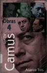 Obras 4 - Albert Camus, José María Guelbenzu