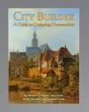 City Builder: A Guide to Designing Communities - Michael J. Varhola, Jim Clunie, Vintage Clipart