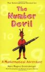 The Number Devil - Hans Magnus Enzensberger, Rotraut Susanne Berner, Michael Henry Heim