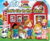 Let's Go to the Farm (Fisher Price Little People Series) - Lori C. Froeb, SI Artists