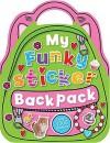 My Funky Sticker Backpack - Katie Cox, Chris Scollen