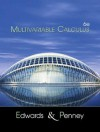 Multivariable Calculus (6th Edition) - Charles Henry Edwards, David E. Penney