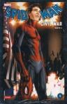 Coleccionable Clarín Spider-Man #5: Guerra Civil parte 2 - Mark Millar, J. Michael Straczynski, Steve McNiven, Ron Garney