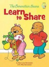 The Berenstain Bears Learn to Share - Stan Berenstain