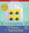 The View From Saturday (Audio) - E.L. Konigsburg, Jenna Lamia, Jan Maxwell
