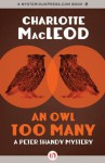 An Owl Too Many (The Peter Shandy Mysteries) - Charlotte MacLeod