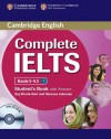 Complete IELTS Bands 5-6.5 Student's Book with Answers [With CDROM] - Guy Brook-Hart, Vanessa Jakeman