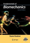 Fundamentals of Biomechanics - Duane Knudson