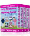 Cozy Mysteries & Mystery Books Box Set - Hope Callaghan