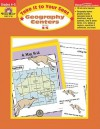 Geography Centers, Grades 4 5 (Take It To Your Seat) - Evan-Moor Educational Publishers