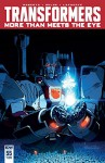 Transformers: More Than Meets the Eye (2011-) #55 - Alex Milne, James Lamar Roberts