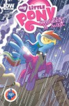 My Little Pony: Friendship Is Magic #8 (Larrys Comics Variant) (My Little Pony: Friendship Is Magic) - Heather Nuhfer, Bobby Curnow, Amy Mebberson