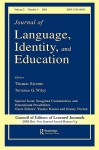 "Queer Inquiry in Language Education: A Special Issue of the Journal of Language, Identity, and Education (Special Issue of ""Journal of Language, Identity, & Education"") - Cynthia D. Nelson"