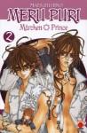 Meru Puri Märchen Prince, Tome 2 (Poche) - Matsuri Hino