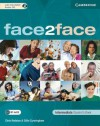 face2face Intermediate Student's Book with CD-ROM/Audio CD - Chris Redston, Gillie Cunningham