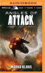 Angles of Attack (Frontlines) - Marko Kloos, Luke Daniels