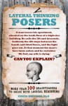 Lateral Thinking Posers: More Than 100 Brainteasers to Solve With Logical Reasoning - Erwin Brecher
