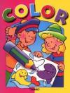 Color Tus Libros de Colores 4 Colores Diferentes - Susaeta