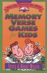 Memory Verse Games for Kids (Take Me Through the Bible) - Steve Miller