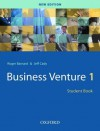 Business Venture 1: Student's Book - Roger Barnard, Jeff Cady