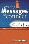 Creating Messages That Connect: 10 Secrets of Effective Communicators - Alan E. Nelson, Brian Proffit, Dave Ridley