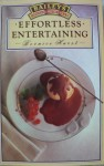 EFFORTLESS ENTERTAINING - BERNICE HURST