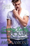 Getting Lucky with the Rock Star (Holiday Encounters #3) - Amy Lamont
