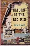 Return of the Rio Kid - Don Davis