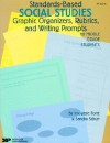 Standards Based Social Studies Graphic Organizers, Rubics, and Writing Prompts for Middle Grade Students - Imogene Forte, Sandra Schurr