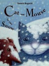 Cat and Mouse in the Snow - Tomasz Bogacki
