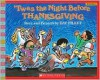 'Twas The Night Before Thanksgiving (Bookshelf) - Dav Pilkey