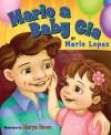 Mario and Baby Gia - Mario Lopez, Maryn Roos