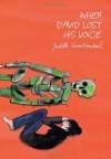 When David Lost His Voice - Judith Vanistendael, Nora Mahony