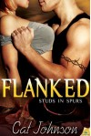 Flanked (Studs in Spurs #5) - Cat Johnson