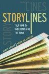 Storylines: Your Map to Understanding the Bible - Mike Pilavachi, Andy Croft
